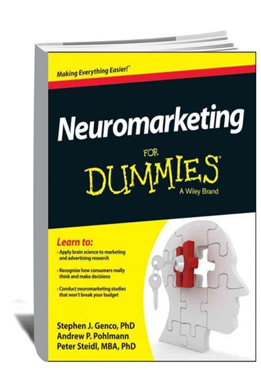Neuromarketing for dummies_book_cover