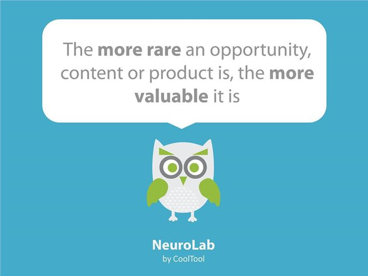neuromarketing facts about the offered opportunities
