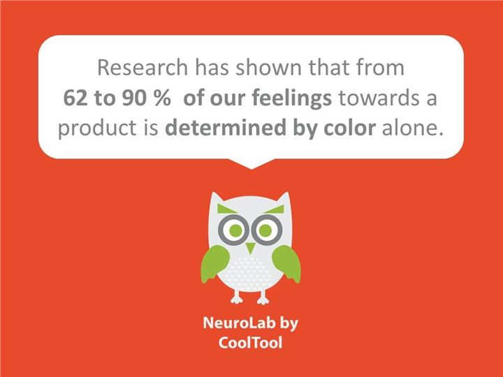 neuromarketing facts about color
