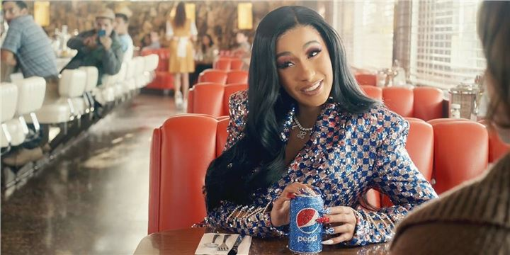 pepsi new advertising campaign
